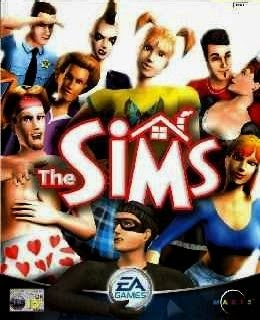 The Sims 1 cover new