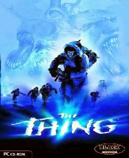 The Thing / cover new