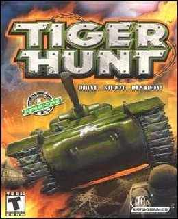 Tiger Hunt cover new