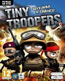 Tiny Troopers / cover new