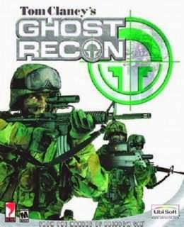 Tom Clancy's Ghost Recon / cover new