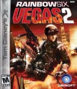 Tom Clancy's Rainbow Six Vegas 2 / cover new
