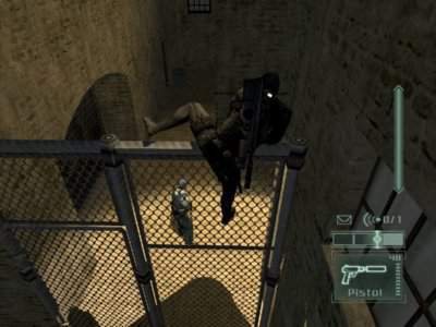 Tom Clancy's Splinter Cell Pandora Tomorrow Screenshot photos 2