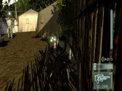 Tom Clancy's Splinter Cell Pandora Tomorrow Screenshot photos 3