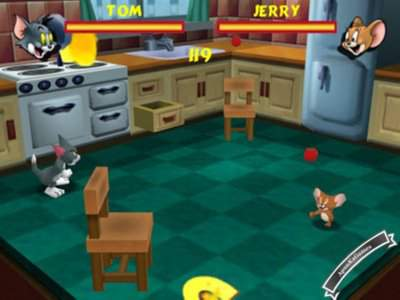 Tom and Jerry in Fists of Furry Screenshot photos 1