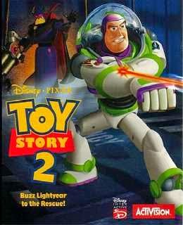 Toy Story 2 cover new
