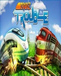 Trainz Trouble cover new
