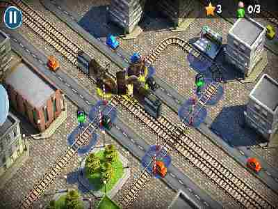 Trainz Trouble Screenshot Photos 1