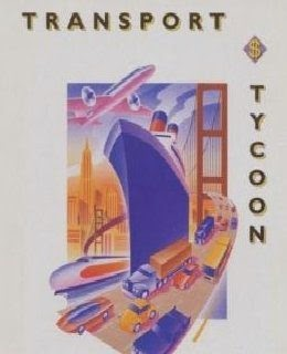 Transport Tycoon Deluxe cover new