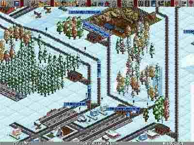 Transport Tycoon Deluxe Screenshot Photos 2