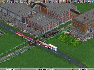 Transport Tycoon Deluxe Screenshot Photos 3