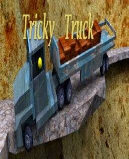 Tricky Truck cover new