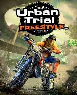 Urban Trial Freestyle cover new