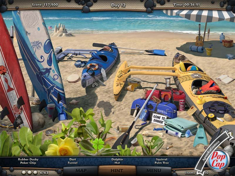 Vacation Quest The Hawaiian Islands Screenshot photos 1