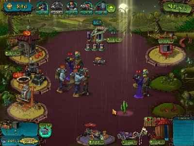 Vampires vs Zombies Screenshot Photos 1