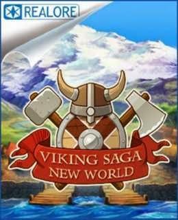 Viking Saga 2: New World cover new