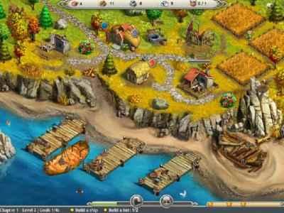Viking Saga 2: New World Screenshot Photos 1