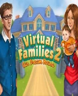 Virtual Families 2: Our Dream House cover new