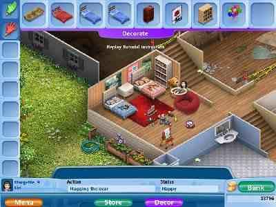 Virtual Families 2: Our Dream House Screenshot Photos 1