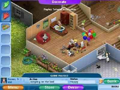 Virtual Families 2: Our Dream House Screenshot Photos 2