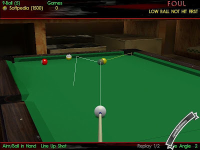 Virtual Pool 3 Screenshot photos 1