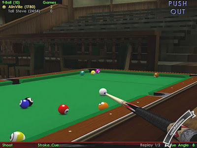 Virtual Pool 3 Screenshot photos 3
