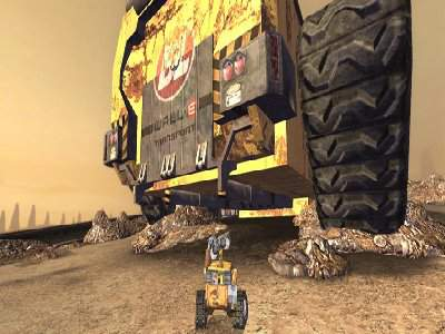 Wall-E Screenshot photos 1