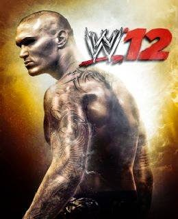 WWE '12 cover new