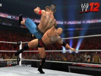 WWE '12 Screenshot Photos 1