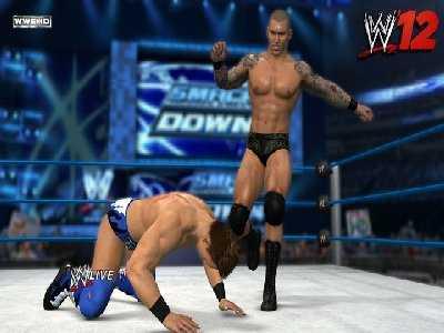WWE '12 Screenshot Photos 2