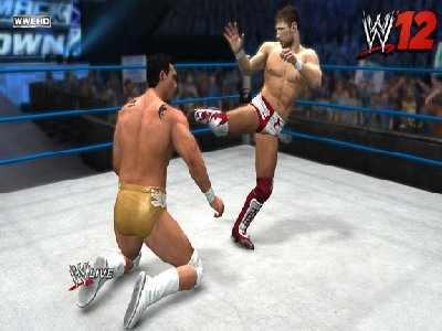 WWE '12 Screenshot Photos 3