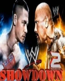 WWE Showdown 2 cover new
