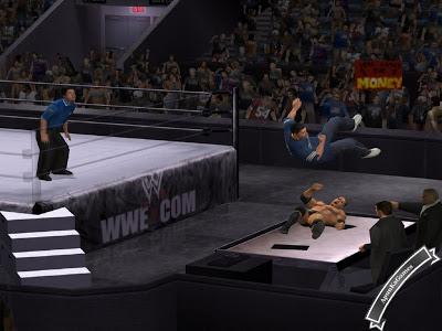 WWE SmackDown vs. Raw 2007 Screenshot photos 2
