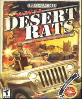 WWii Desert Rats / cover new