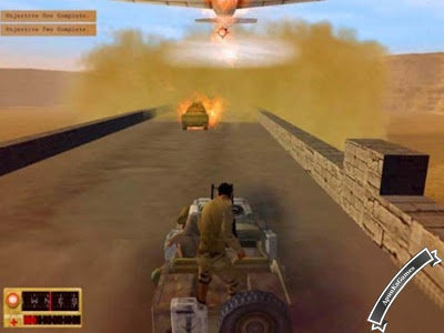 WWii Desert Rats Screenshot photos 1