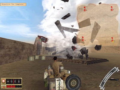 WWii Desert Rats Screenshot photos 2