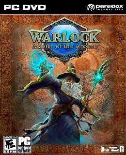Warlock: Master of the Arcane cover new