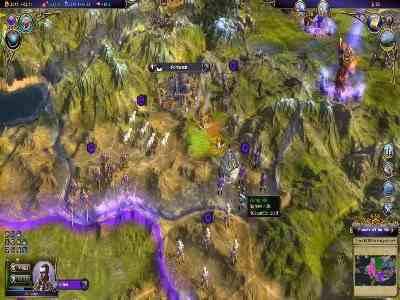 Warlock: Master of the Arcane Screenshot Photos 1