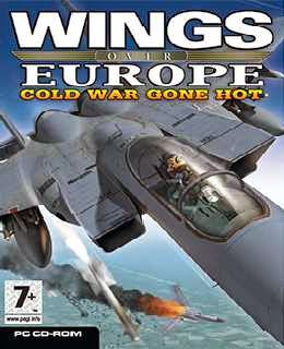 Wings Over Europe Cold War Gone Hot cover new