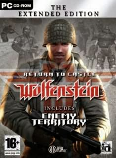 Wolfenstein - Enemy Territory / cover new