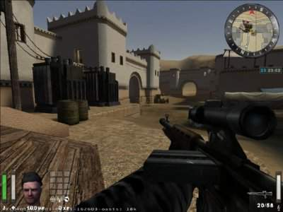 Wolfenstein - Enemy Territory Screenshot photos 2