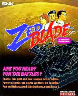 Zed Blade cover new