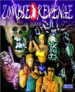 Zombie Revenge cover new