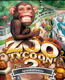 Zoo Tycoon 2 / cover new