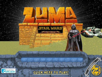 Zuma Star Wars Screenshot photos 2