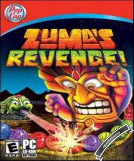 Zuma's Revenge / cover new