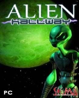 Alien Hallway cover new