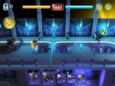 Alien Hallway Screenshot Photos 2