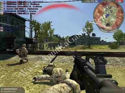 Battlefield 2 Screenshot Photos 2