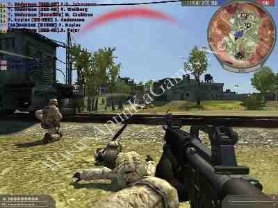Battlefield 2 Screenshot Photos 2